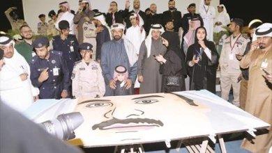 """Photo of صاحب السمو يفتتح معرض """"صنع في قطر"""""""