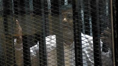 "Photo of مصر.. السجن 3 سنوات لمرسي في ""إهانة القضاء"""