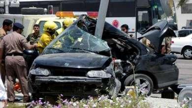 Photo of أرقام صادمة عن حوادث السيارات في المملكة….تعرف عليها…
