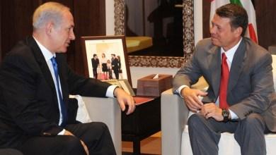 Photo of نتنياهو: علاقتنا بالأردن استراتيجية وسفارتنا ستعود للعمل فورا