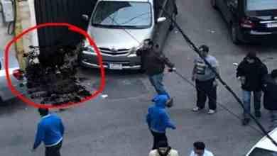 Photo of لبناني يقتل زوجته في شارع ببيروت