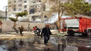 Photo of تفاصيل حريق فيلا الفنان عادل إمام