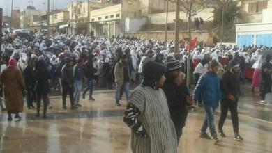 Photo of المغرب..الحكومة تفشل في احتواء احتجاجات جرادة