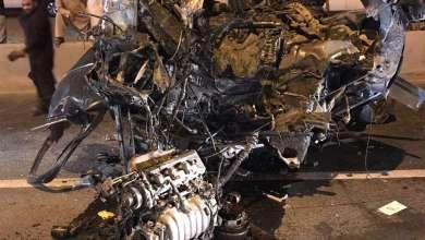 Photo of وفاة خليجي وإصابة ثلاثة بحادث في رأس الخيمة