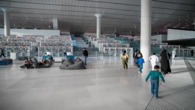 Photo of مكتبة قطر الوطنية..مليون كتاب بلغات متعددة ومصادر إلكترونية