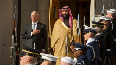 Photo of ولي العهد السعودي في واشنطن.. صفقة أسلحة بمليار دولار