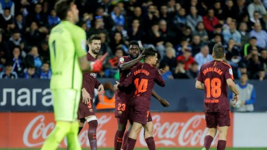 Photo of رغم غياب ميسي.. برشلونة ينهي مباراة ملقا في 13 دقيقة