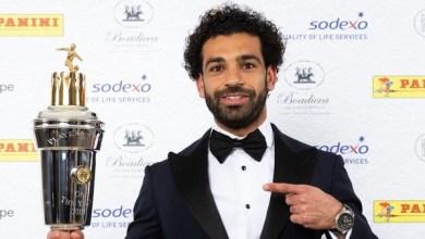 Photo of محمد صلاح يفوز بجائزة أفضل لاعب في الدوري الإنجليزي
