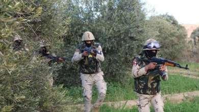Photo of الجيش المصري يقضي على 5 إرهابيين في عملية نوعية بسيناء