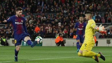 Photo of برشلونة ينهي مباراة ليغانيس بهاتريك ميسي