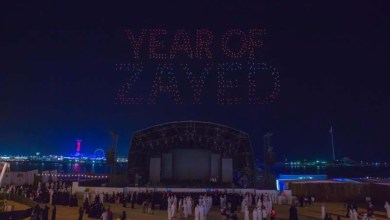 Photo of ختام مهرجان «أم الإمارات» يتألق بطائرات «عام زايد»