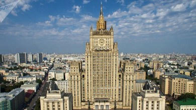 Photo of موسكو: الولايات المتحدة تبني «جدار التأشيرات» مع روسيا
