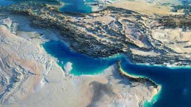 Photo of قناة بحرية سعودية ضخمة ستحوّل قطر إلى جزيرة