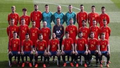 Photo of تحديد موعد الإعلان عن قائمة منتخب إسبانيا لمونديال 2018