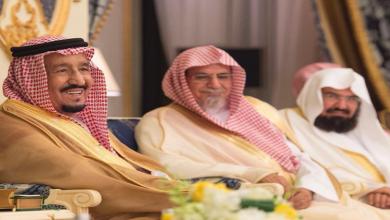 """Photo of شاهد.. """"سحور ملكي"""" بحضور الملك سلمان في أول ليالي رمضان"""