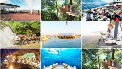 Photo of بالصور.. شاهد أغرب المطاعم حول العالم