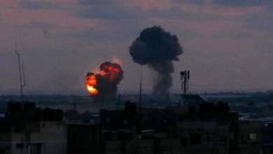 Photo of فصائل فلسطينية بغزة تتبنى المسؤولية عن قصف مواقع إسرائيلية فجر اليوم