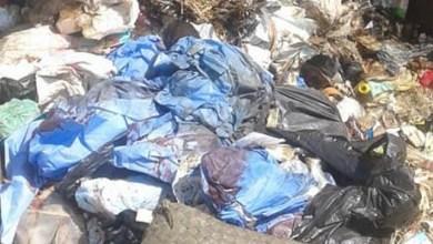 Photo of بالصور: أعضاء بشرية في القمامة بمصر!.. العثور على كبد وأحشاء شخص ، والسلطات تُحقق