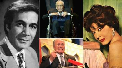 Photo of المرض يجبر أربعة فنانين مصريين على اعتزال التمثيل