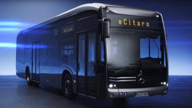 Photo of مرسيدس تطرح حافلات كهربائية مميزة