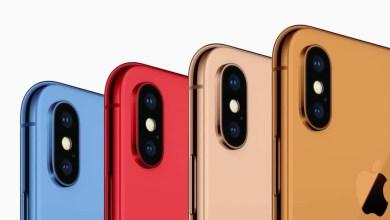Photo of آبل تعتزم إطلاق هواتف آيفون بألوان جديدة
