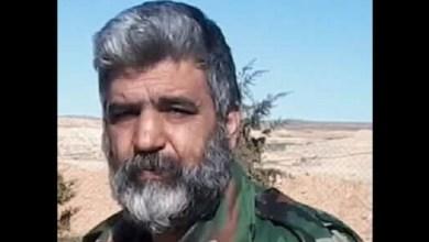 Photo of هذا هو الطيار السوري الذي قتل بإسقاط طائرته الحربية