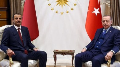 Photo of أمير قطر يزور تركيا في ظل أزمتها مع أمريكا