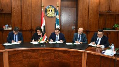 "Photo of مصر ""تعوّض"" الأردن بتوقيع تعديلات اتفاقية توريد الغاز"