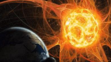 Photo of علماء الفلك يحذرون من عاصفة مغناطيسية في أغسطس