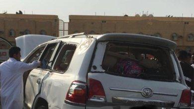 Photo of إصابة 12 من عائلة واحدة في حادث انقلاب مروع جنوب جدة