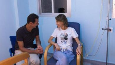 Photo of هل أسماء الأسد مصابة بسرطان الثدي؟
