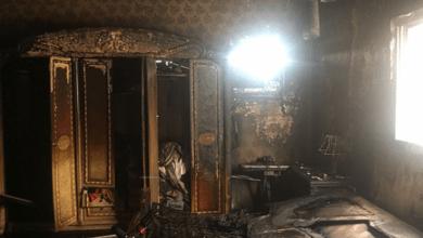 "Photo of إخماد حريق شب في شقة بنجران.. ونجاة عائلة من ""الموت المحقق"""