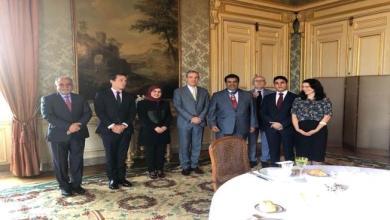 Photo of فرنسا تكرّم سفير دولة قطر