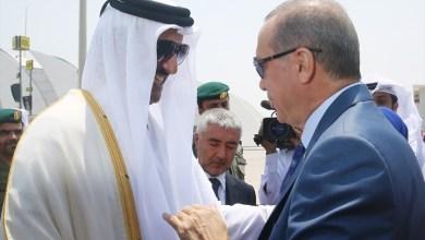 """Photo of أردوغان يعلق على """"الطائرة الفاخرة"""" المهداة من أمير قطر"""
