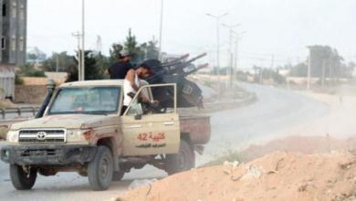 Photo of تجدد المواجهات المسلحة في جنوب العاصمة الليبية