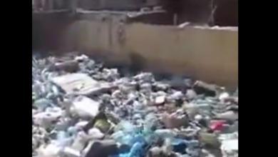 Photo of لبنان.. نهر من القمامة مع بداية موسم الأمطار