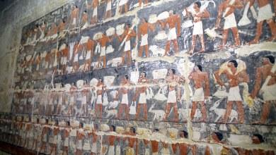 Photo of بعد 80 عاماً من اكتشافها. مصر تفتتح واحدة من أجمل المقابر التاريخية