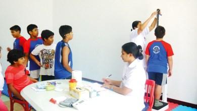 Photo of 4 مبادرات للعناية بصحة طلبة المدارس في أبوظبي