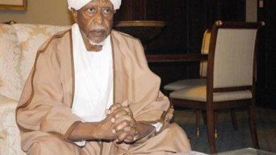 """Photo of وفاة الرئيس السوداني الأسبق """"سوار الذهب"""" بالرياض"""