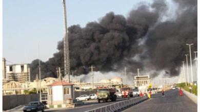 Photo of انفجار مصنع بطاريات في طهران.. 21 مصاباً بحالة حرجة