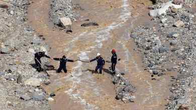 Photo of جنسيات ضحايا حادثة السيول في الأردن
