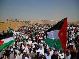 Photo of مسيرات العودة مستمرة في قطاع غزة