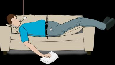 Photo of لماذا يسيل اللعاب أثناء النوم؟