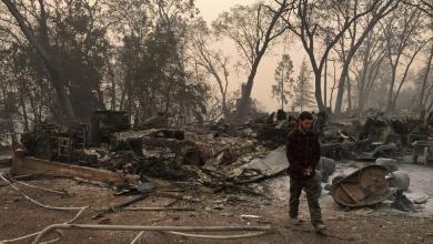 "Photo of حرائق كاليفورنيا الأكثر دموية ""تخفي"" 600 شخص"