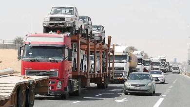 Photo of شرطة أم القيوين تحظر مرور الشاحنات على شارع الاتحاد
