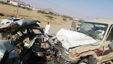Photo of حادث مروع لطلاب بعسير يخلف 5 وفيات وإصابتين خطرتين