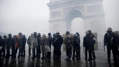 "Photo of فرنسا.. انحسار احتجاجات ""السترات الصفراء"""