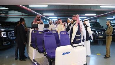 Photo of صور.. هذه العربات الجديدة لطواف كبار السن بالحرم المكي