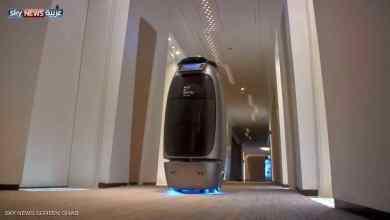 "Photo of روبوتات في خدمتك بفندق خيالي لمجموعة ""علي بابا"""