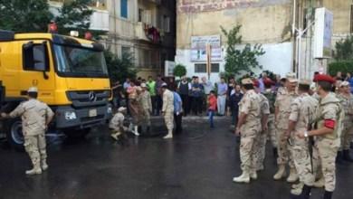 Photo of دار الإفتاء المصرية: مياه الصرف الصحي طاهرة.. بشرط